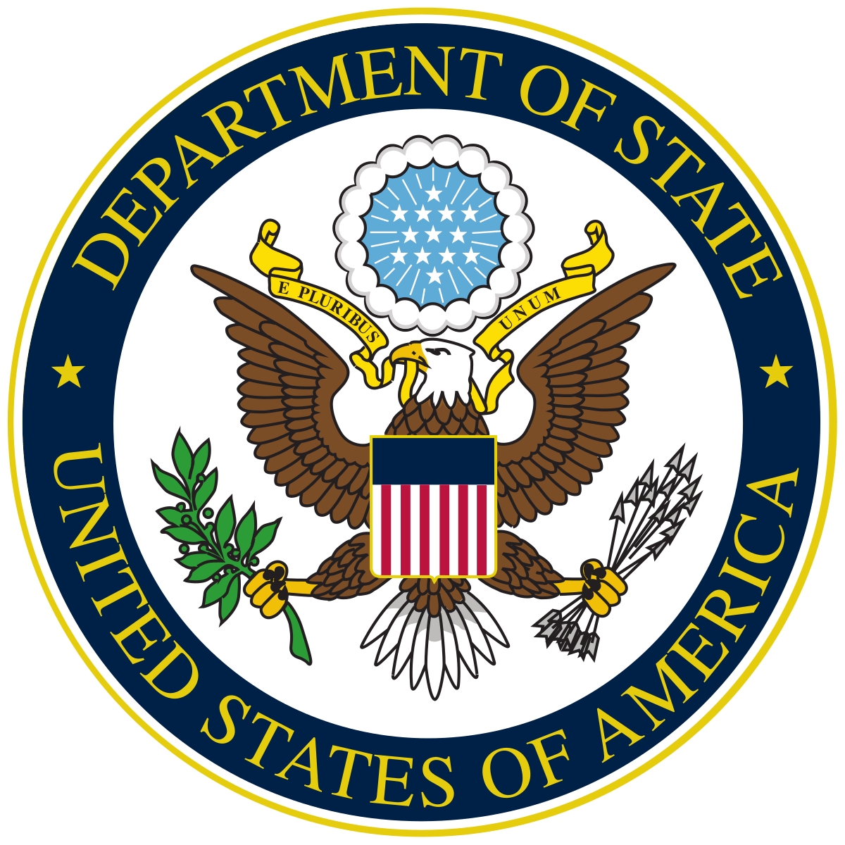 US Department of State Emblem